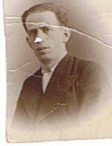 Josek-Haïm Bender à son arrivée en France dans les années 1930. Archives familiales
