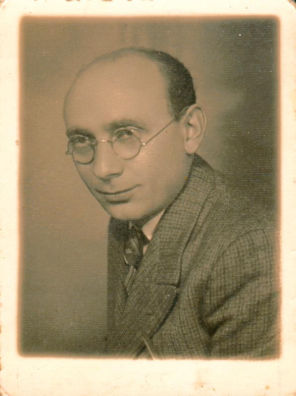 Israël Cendorf (sd). Archives familiales