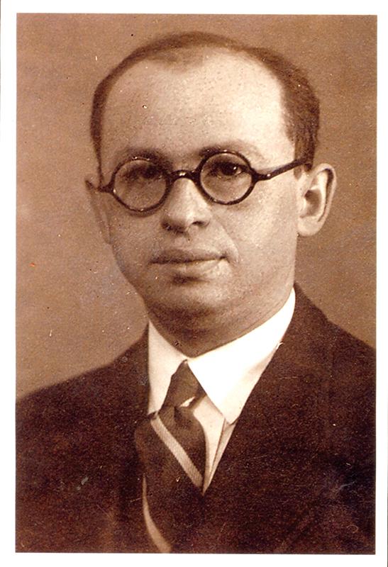 Alfred Hebenstreit (sd, sl). Archives familiales