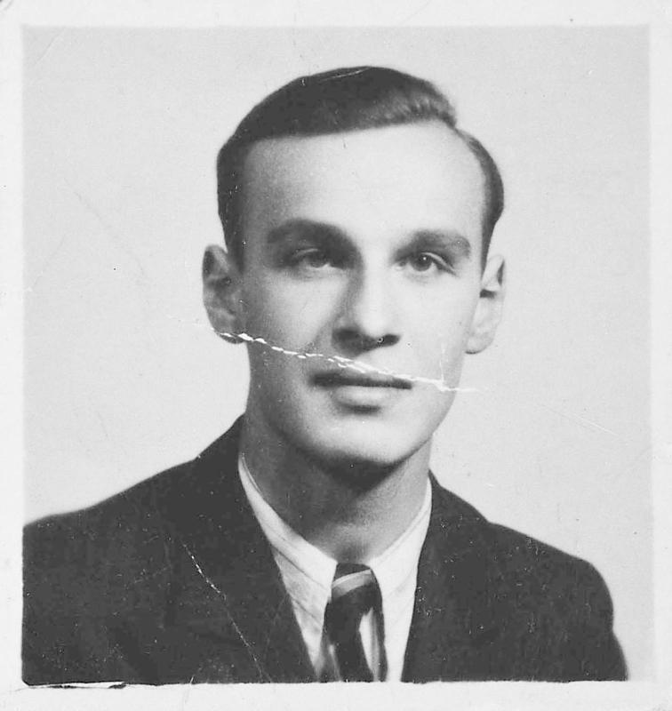 Joseph Lander (sd, sl). Archives familiales