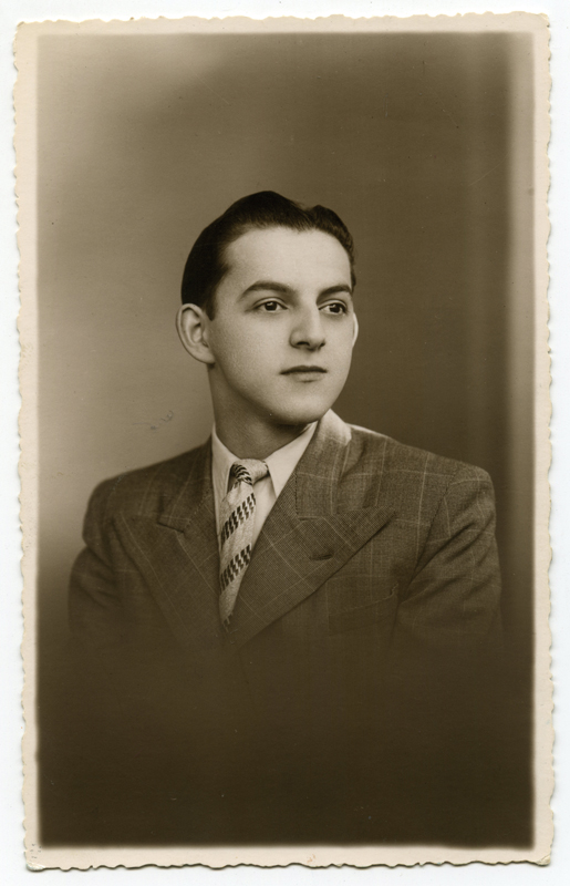 Moczek Psankiewicz (sd, sl). Archives familiales