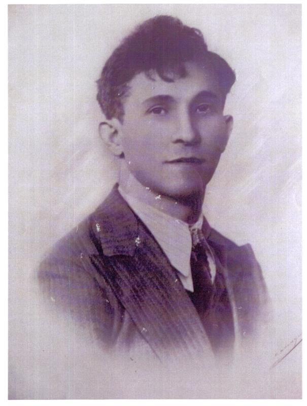 Abram Rochfeld (sd, sl). Archives familiales