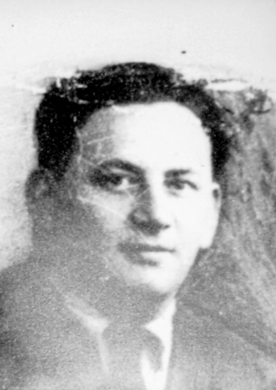 Chaïm Steinberg (sd, sl). Archives familiales