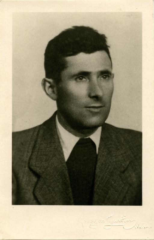 Judel Borowski (sd). Archives familiales
