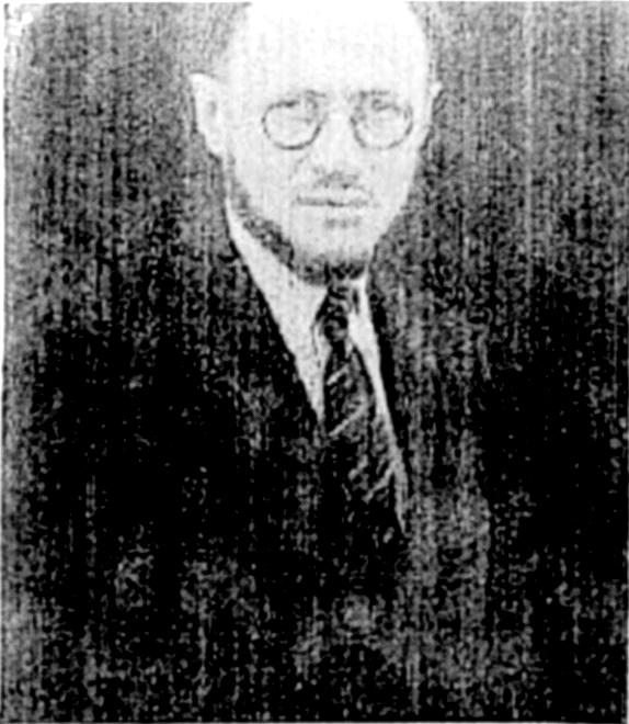 Efraïm Buch au camp de Beaune-la-Rolande (17 décembre 1941). Archives familiales