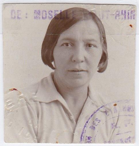 Thérèse Drucker (sd, France) Archives familiales