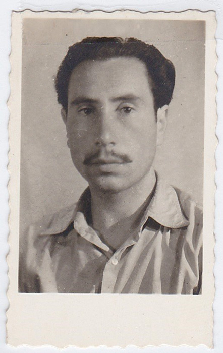 Simon Drucker (1949, Israël) Archives familiales