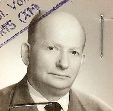 Pinches-Moszek Szabmacher (sd, sl). Archives familiales