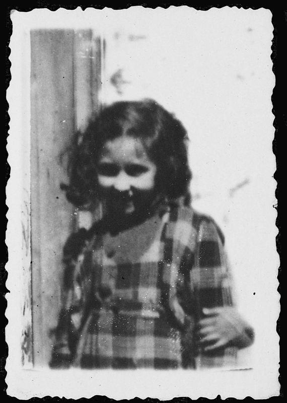 Marie-Louise Buch (sd). Klarsfeld/FFDJF