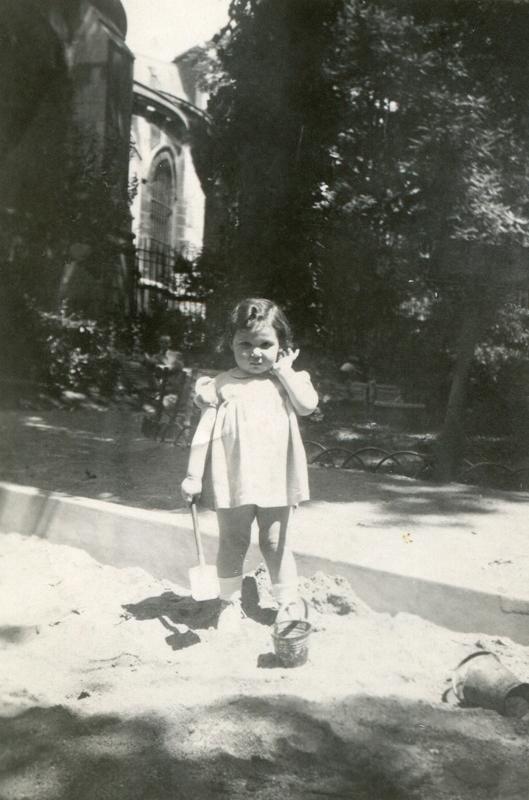 Léna Dymetman (1942, sl). Archives familiales