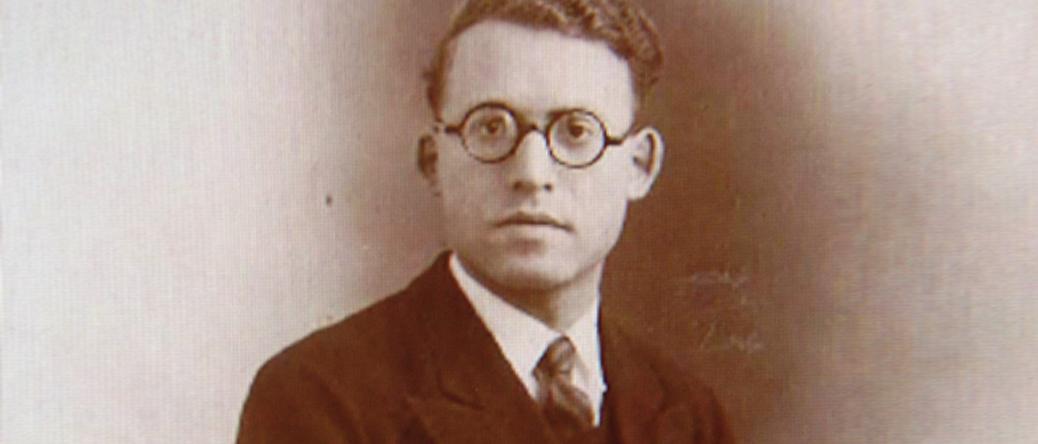 Ichok Grinhaus (5 janvier 1934, sl). Archives familiales