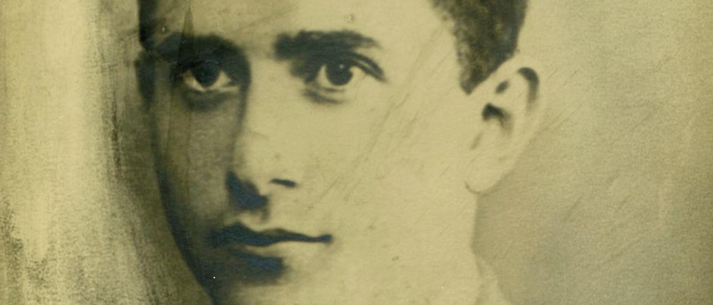 Moszek Kirszenberg (sd, sl). Archives familiales