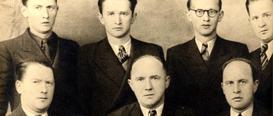 La fratrie Papiernik (sd, sl). Archives familiales