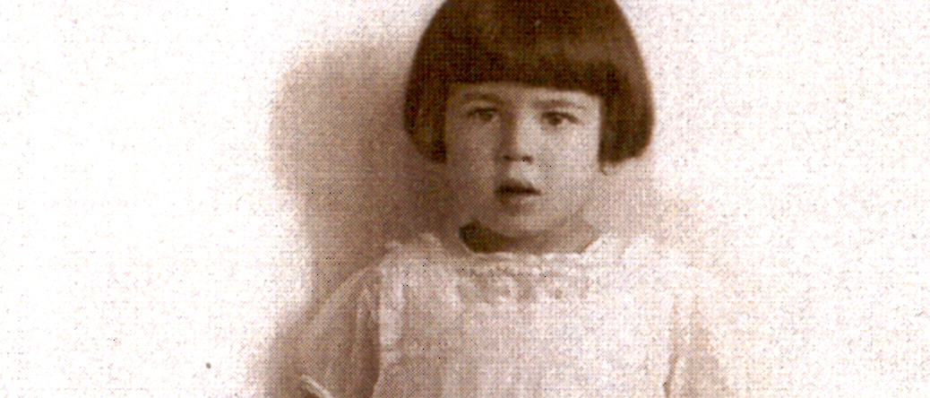 Sylvaine Steinbock (née en 1926) (sd, sl). Archives familiales